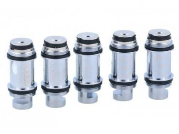Nautilus PockeX Heads 0,6 /1,2 Ohm