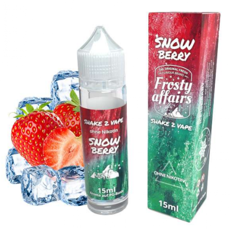 Frosty affairs Snow Berry